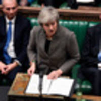 May delays Brexit vote until mid-January in bid to push her deal through