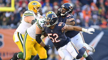 From Worst to First: Bears Clinch NFC North Crown