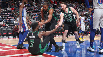 Jaylen Brown, Gordon Hayward and the Celtics' Search for Clarity