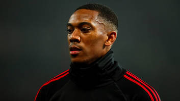 man utd trigger 12-month extension in anthony martial contract as talks over long-term deal continue