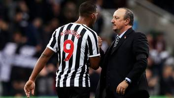 rafa benitez discusses possibility of signing salomon rondon permanently after win at huddersfield