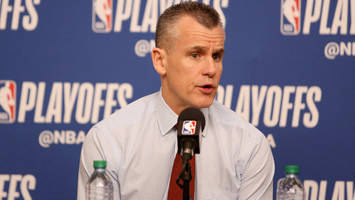 report: thunder pick up 2019-20 option for head coach billy donovan