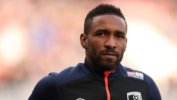 sunderland enquiry for former star jermain defoe rejected with striker open to leaving bournemouth