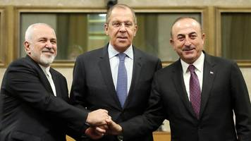 syria war: russia, iran and turkey fail to agree on new constitution body