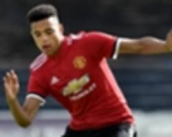 meet mason greenwood: the latest man utd academy star making a name for himself