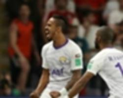 river plate 2 al ain 2 (aet, 4-5 on penalties): perez misses decisive spot kick