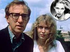 backlash against mia farrow after former model claimed affair with woody allen included threesomes