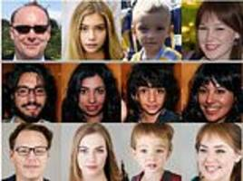 creepy ai can now create '100 per cent lifelike' human faces from scratch