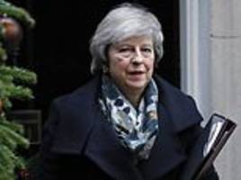 may puts britain on 'no deal' alert with 101 days to go until brexit