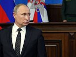 vladimir putin claims there are 'no foreign equivalents' to his hypersonic missiles