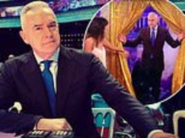 strictly come dancing exclusive: newsreader huw edwards 'is being lined up for next year's show'