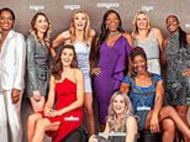 england's finest: the netballers voted as bbc sports personality team of the year