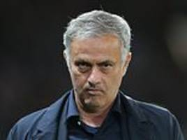 martin samuel: mourinho and manchester united need to learn to smile again