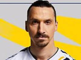 zlatan ibrahimovic re-signs with la galaxy for 2019 as striker snubs chance to rejoin ac milan