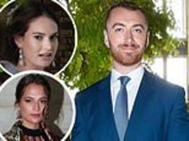 sam smith  'to play the wedding singer in the four weddings and a funeral red nose day sequel'