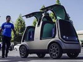 kroger starts use of unmanned vehicles for delivery in...