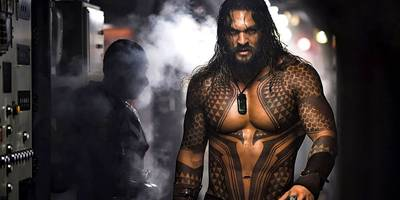 'aquaman' director james wan chose the character 'everyone makes fun of' because there'd be less pressure. then the dc comics franchise imploded.