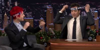 ninja had a simple answer for jimmy fallon when he questioned why people love to watch him play video games
