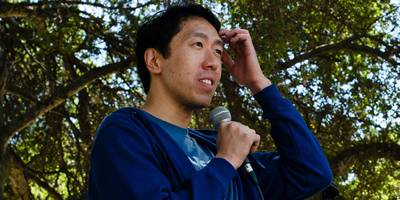 prominent computer scientist andrew ng says we need ai regulation to avoid 'toxic outcomes' and put the 'most evil, most exploitative companies' in check (fb, goog, googl)