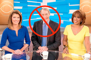 'cbs this morning' ratings have dropped double digits since charlie rose's ouster last year