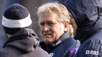 Richard Cockerill: Edinburgh coach says Scottish rugby will miss Scott Johnson