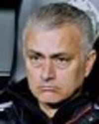 Jose Mourinho will be FUMING with Man Utd's January transfer plans for new boss