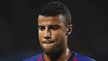 barcelona winger rafinha faces 1m euro fine for breaking adidas contract