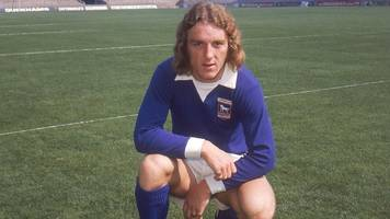 kevin beattie: campaign for statue of 'best ever player'