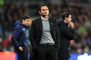 derby county boss frank lampard's in-depth view on 'game-changer' penalty decision