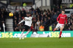 fikayo tomori gives his verdict on derby county's draw with nottingham forest and controversial incidents