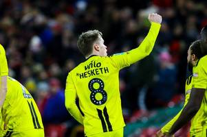 Football fans unite in support for Burton Albion after their Carabao Cup win over Middlesbrough