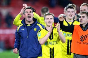 nigel clough sums up his emotions after 'one of the standout games in burton albion's history'