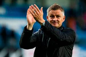 Ole Gunnar Solskjaer 'announced' as Manchester United new boss by official site