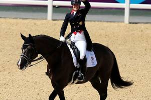 has charlotte dujardin found the new valegro? the olympian wants achieve success with another horse