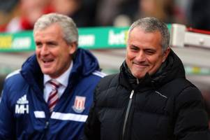 paul ince urges manchester united to consider mark hughes as jose mourinho replacement