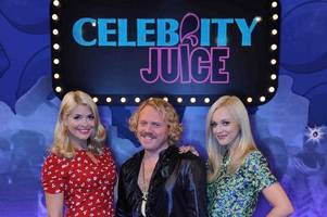 fearne cotton quits celebrity juice after ten years as panelist