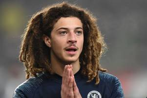 chelsea's ethan ampadu poised for derby county or aston villa loan deal