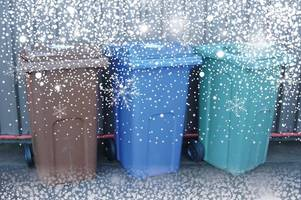 Your complete guide to Christmas and New Year bin collections in Lincolnshire