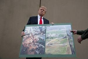 trump signals willingness to avoid government shutdown over border wall