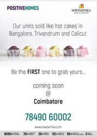 sowparnika announces positive homes at coimbatore, revolutionizing the realty market