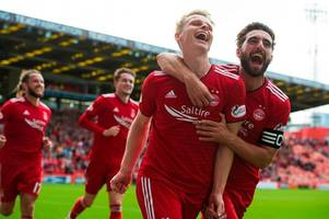 graeme shinnie and gary mackay-steven aberdeen contract answers wanted by january reveals derek mcinnes