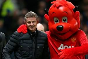 Manchester United website gaffe appears to confirm ex-Cardiff City boss Ole Gunnar Solskjaer as new manager