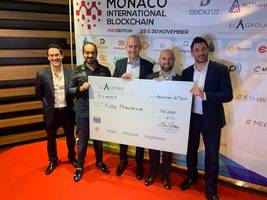 kinesis are victorious in securing $50,000 investment and new advisory with dr evan luthra in monaco.