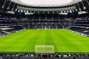 the question about the pitch that spurs fans wanted answering at the new tottenham stadium