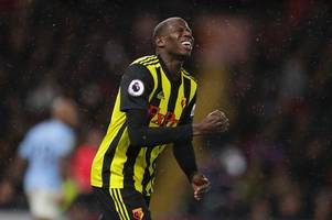 watford and how much each player could be worth as the january transfer window approaches
