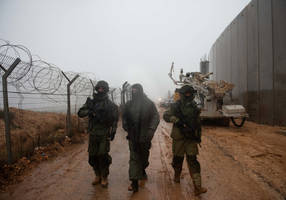 report: israel asked u.s. to pressure lebanon to help in northern shield