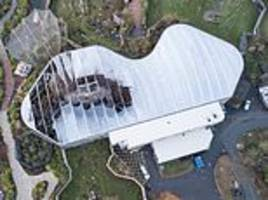 chester zoo blaze which killed insects, birds and reptiles was caused by electrical fault