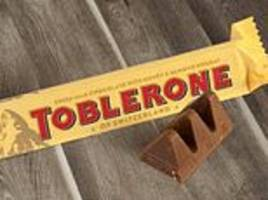 Fury among Europe's far right as Toblerone is granted halal status