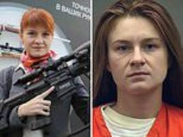 moscow says u.s. forced maria butina to falsely confess that she's a russian agent