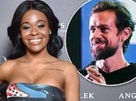 twitter ceo jack dorsey gave rapper azealia banks some of his beard hair to protect from evildoers